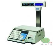 Весы чекопечатающие электронные CAS CL5000J-IP/R
