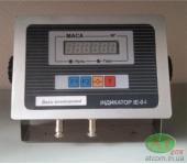 Нержавіючий вагопроцесор IE-04Н-А (світлодіодний)