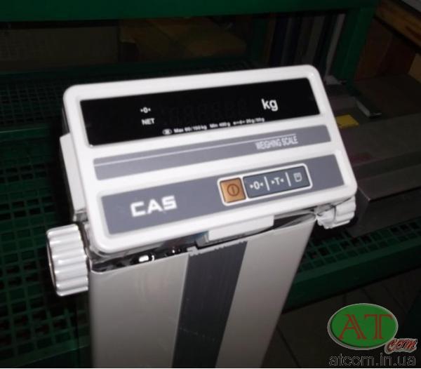 Весы товарные электронные CAS DB-150H, CAS DB-60H