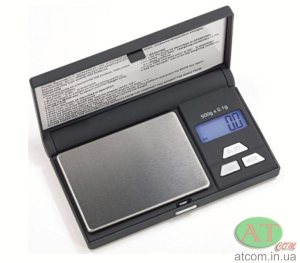 Портативні ваги кишенькові OHAUS YA