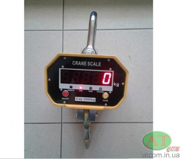 Весы крановые электронные OSC