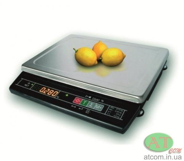 Настільні електронні ваги МК-15.2-А21