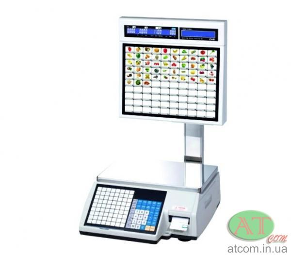 Весы для самообслуживания CAS CL5000J-IS