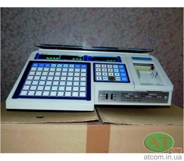 Весы с печатью этикеток CAS LP (1.6)