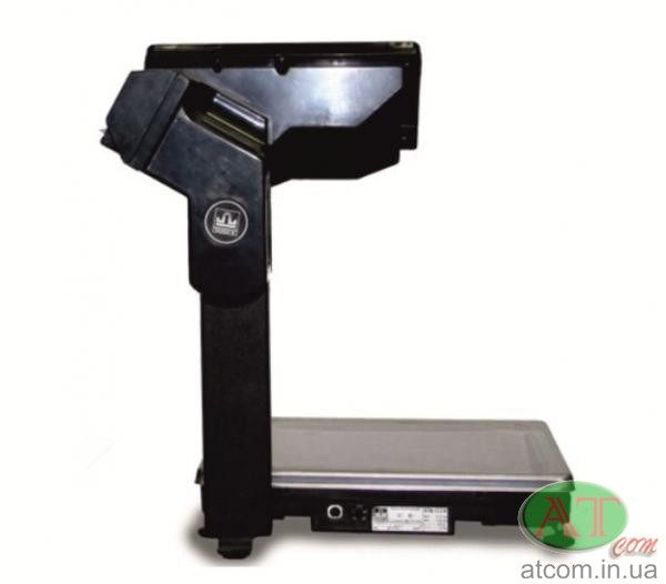 Весы торговые с печатью этикетки ВПМ-15.2-Т1 / ВПМ-15.2-Т Масса-К