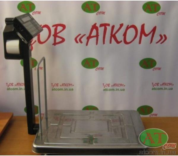Товарные весы с печатью этикеток TB-S-P3 Масса-К