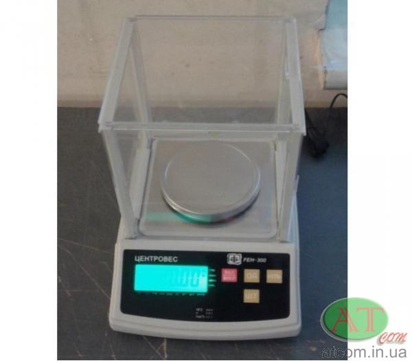 Лабораторні ваги ювелірні FEH-300/FEH-600