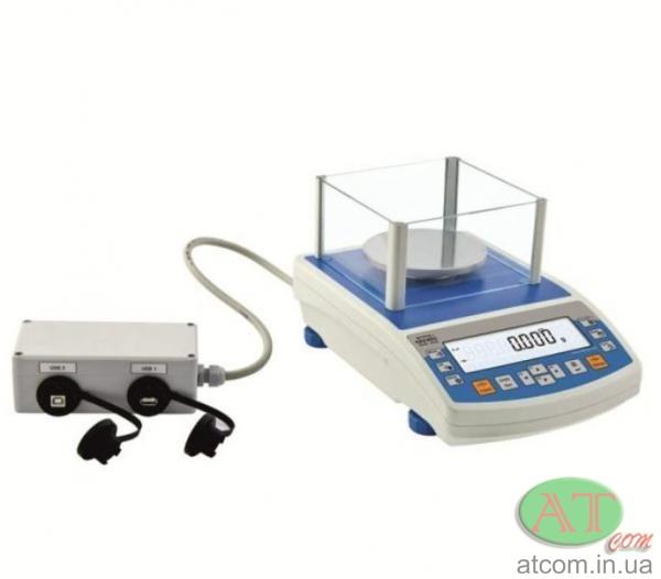 Лабораторные весы Radwag PS...R1 с внешней калибровкой