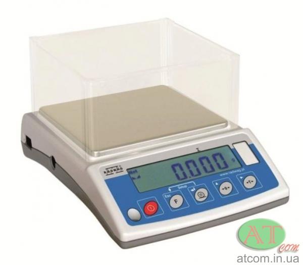 Лабораторні аптечні ваги WLC…/C/1 Radwag