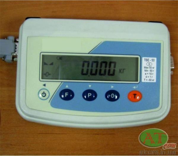 Весы лабораторные ТВЕ (на большую масу)