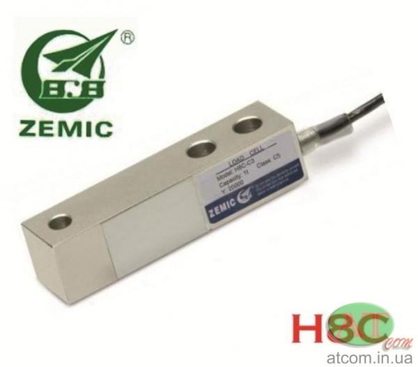 Балочный тензометрический датчик Zemic H8C