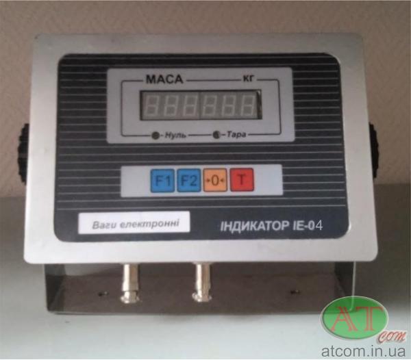 Нержавеющий весопроцессор IE-04Н-А (светодиодный)