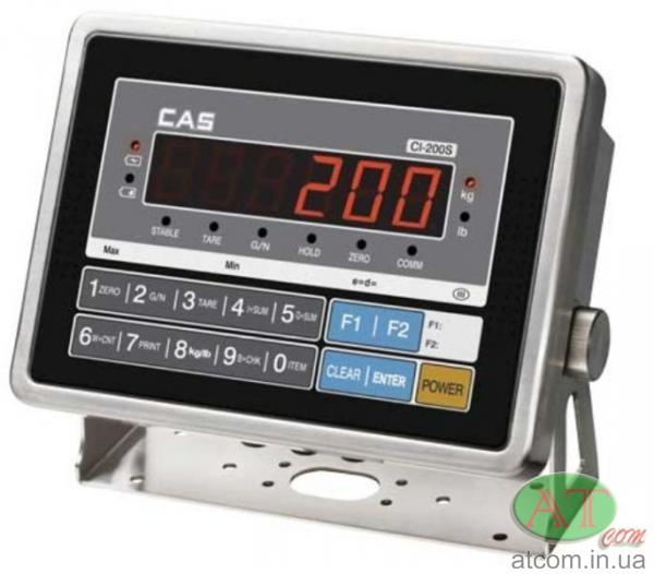 Ваговий термінал CAS CI-200S