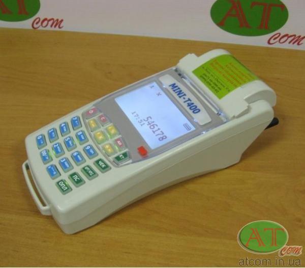 Кассовый аппарат MINI-T400ME (Unisystem)