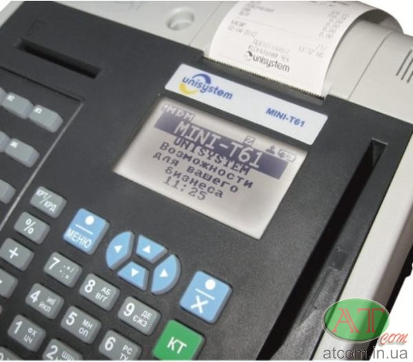Кассовый аппарат MINI-T61.01 (Unisystem)