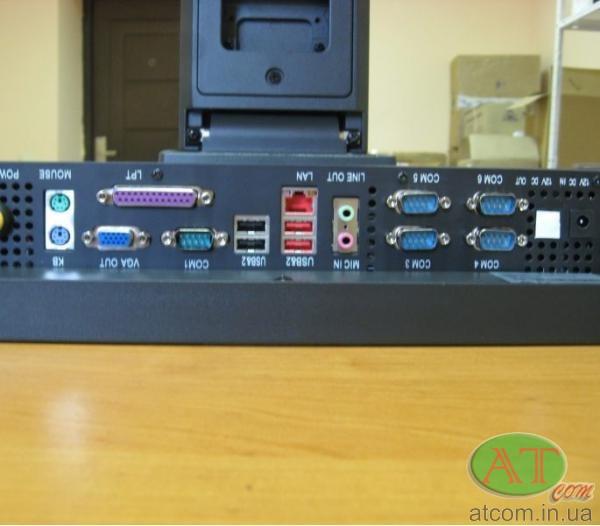 Сенсорный POS-терминал UNIQ-PS55.01 Unisystem (моноблок)