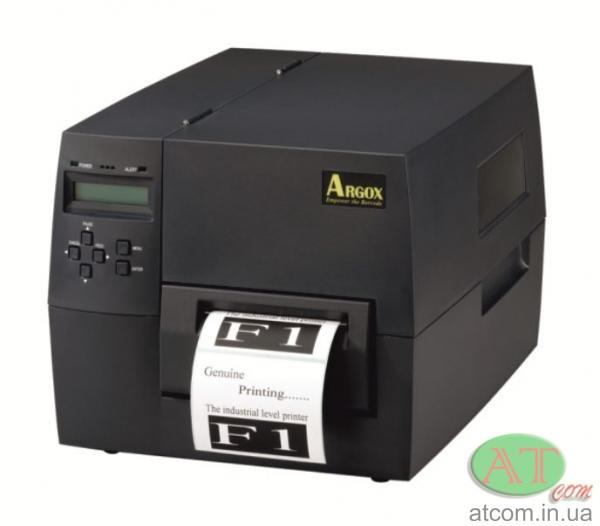 Промисловий термотрансферний принтер ARGOX F1