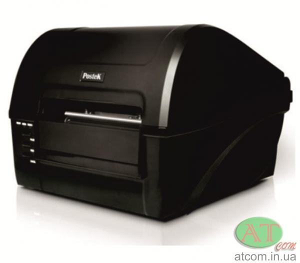 Термотрансферный принтер печати этикеток POSTEK C-168