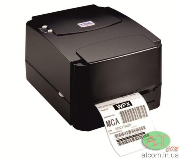 Термотрансферный принтер печати этикеток TSC TTP-244 Plus