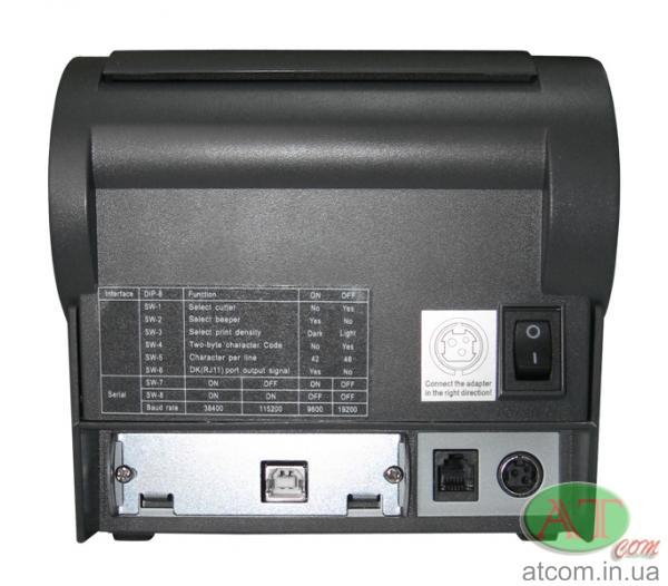 Принтер для друку чеків UNS-TP61.01 Unisystem
