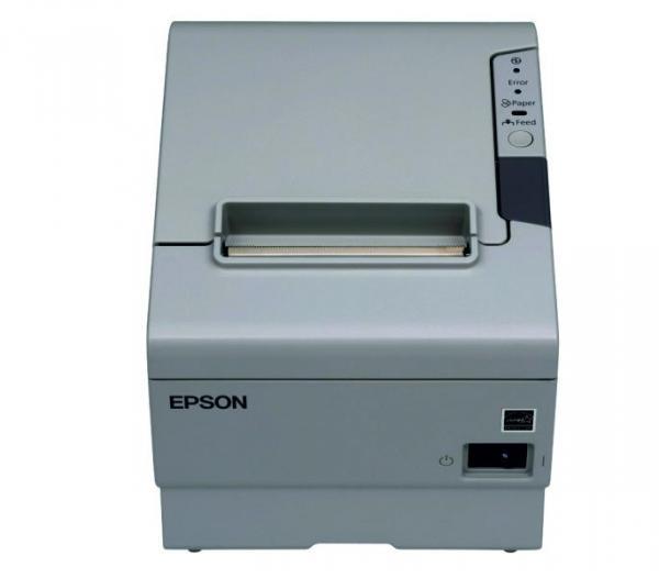 Принтер чеків EPSON TM-T88V (USB+Ethernet)