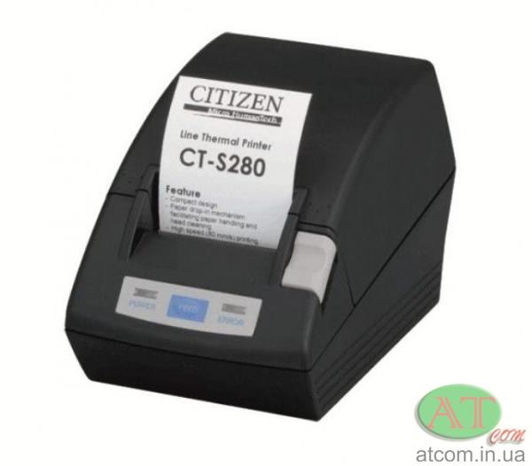 Термопринтер для чеків CITIZEN CT-S280