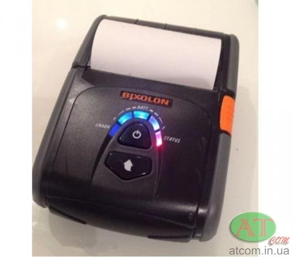 Мобільний чековий принтер BIXOLON SPP-R400BK / SPP-R400WK