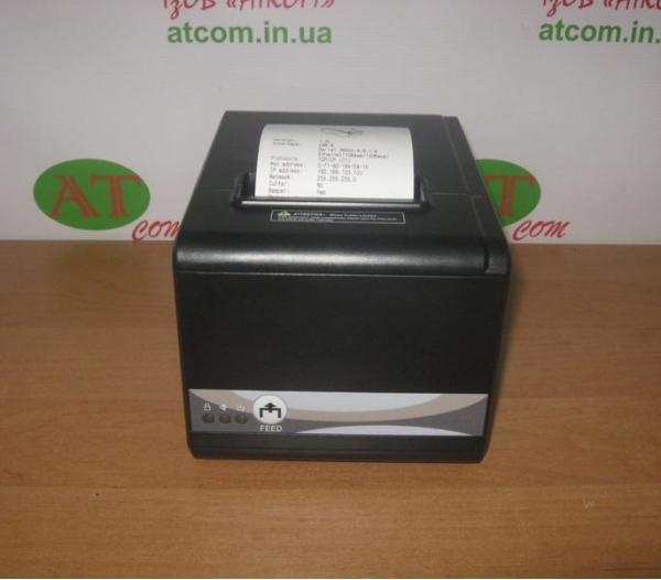 Принтер чеків SPARK PP-2030.2A (USB+RS-232+Ethernet)