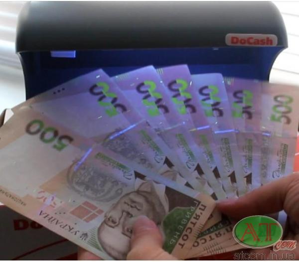 Детектор валют DoCash 502