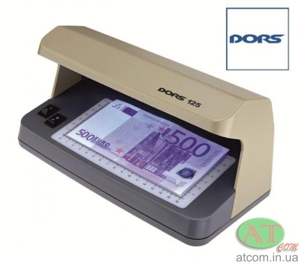 Детектор для перевірки купюр DORS 135