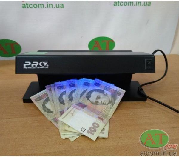 Детектор валют PRO 12 LED