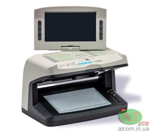 Професійний детектор валют DORS 1300