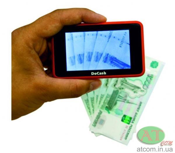 Портативный детектор валют DoCash Micro