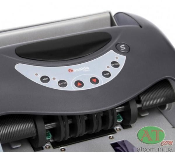 Купюролічильна машинка Cassida Tiger UV