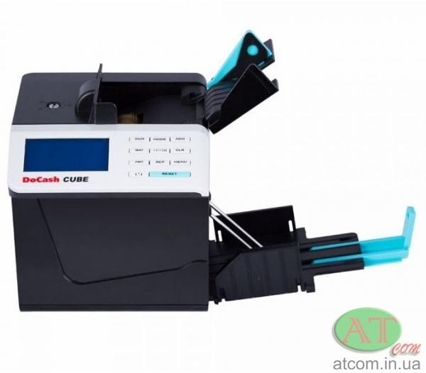 Лічильник банкнот - детектор валют DoCash Cube