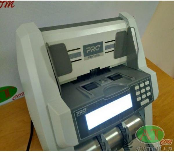 Машинка для рахування грошей PRO 150CL/U