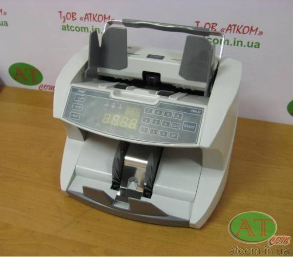 Лічильник банкнот PRO 87U