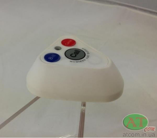 Кнопка виклику офіціанта R133 White RECS