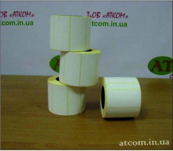 Термоетикетка 58х30 T.Eco (Термоеко) / 700 шт.